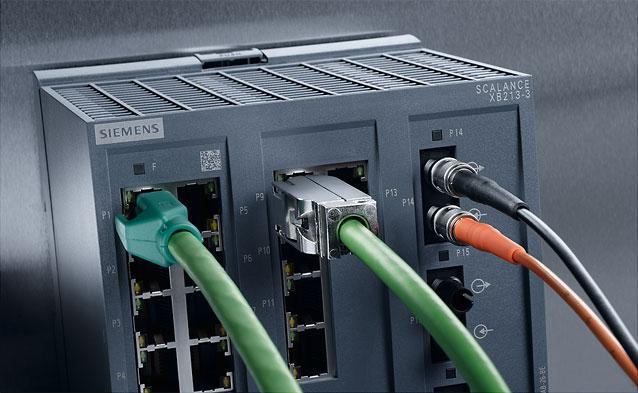 Industrial Ethernet