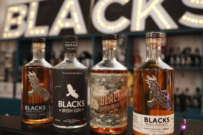 Blacks Distillery Founders Club