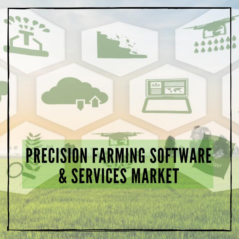Precision Farming Software & Services Market Is Expected To Grow
