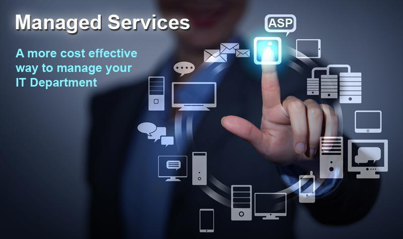IT Outsourcing Managed Service