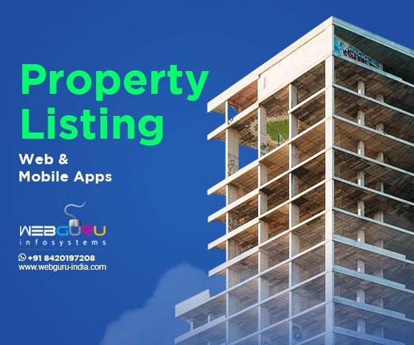 Webguru Infosystems Launches A Property Listing Solution