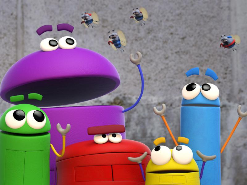 Kids Animation Show and a Drama Industry