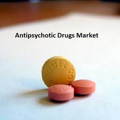 Antipsychotic Drugs Market: Huge Growth Opportunities  