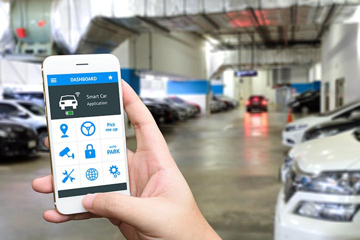 Smart Parking Market by Application & Key Market Players Such as
