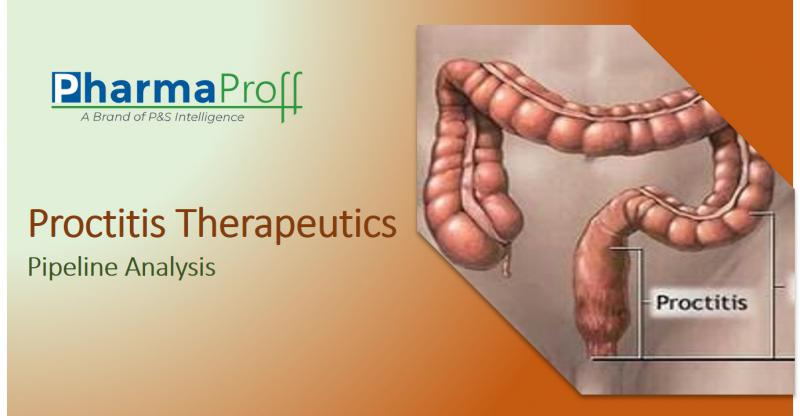 Proctitis Therapeutics - Pipeline Analysis 2018, Clinical