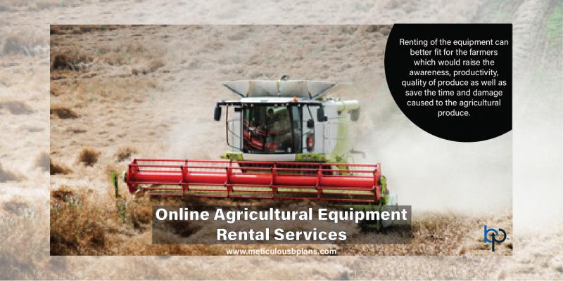 ONLINE AGRICULTURAL EQUIPMENT RENTAL SERVICES