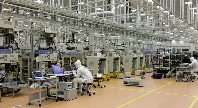 Global Semiconductor Manufacturing Equipment Market