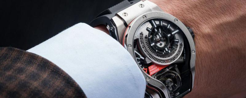 Global Luxury Watch Market ? Industry Trends and Forecast to 2026