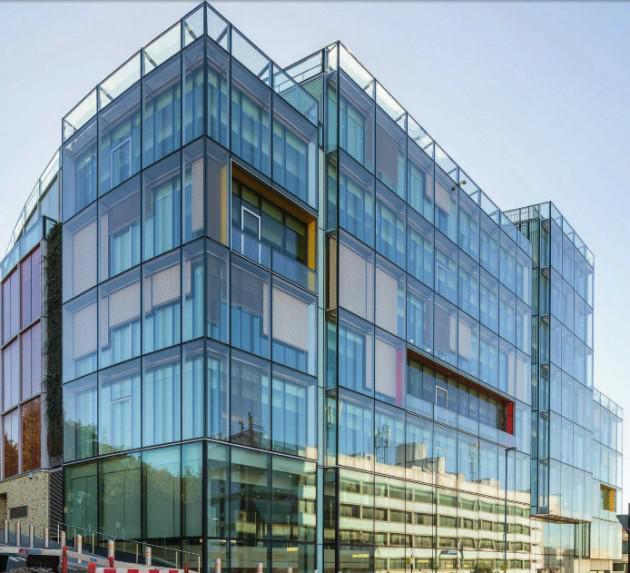 Building Glass Market