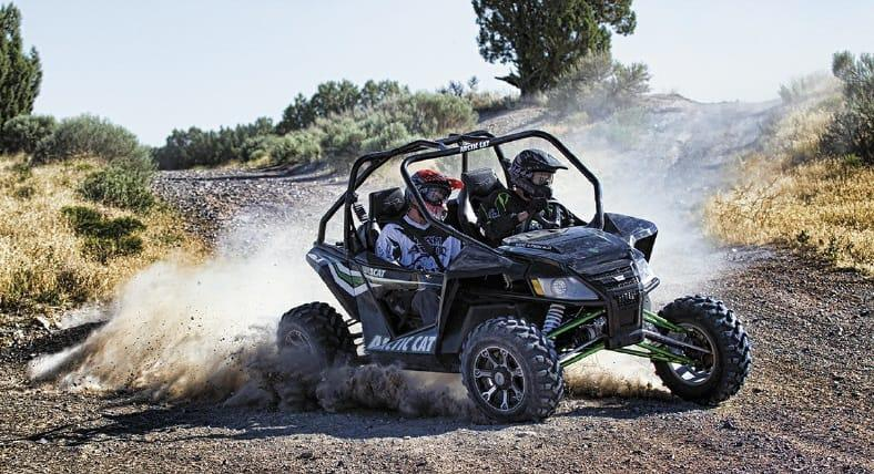 ATV and UTV Market is Projected to Reach $14,109.2 Million