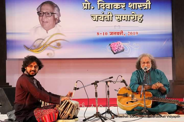 Banasthali Celebrates 87th Birthday of Dada Prof Diwakar Shastri