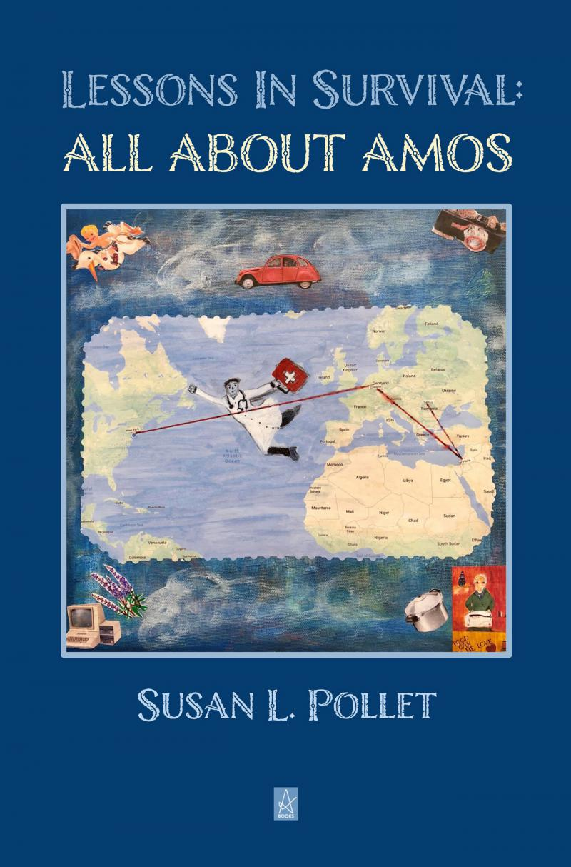 New Book By Susan L. Pollet-Lessons in survival: All About Amos
