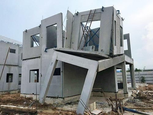 Precast Concrete Construction Market
