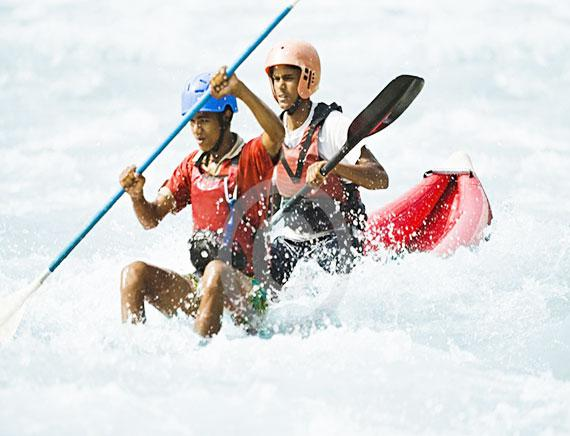 New Website of Sacred Explorations for Rafting in Rishikesh