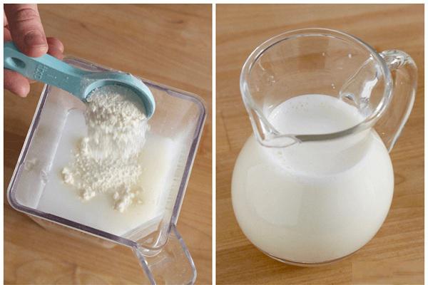 Organic Powdered Milk Market
