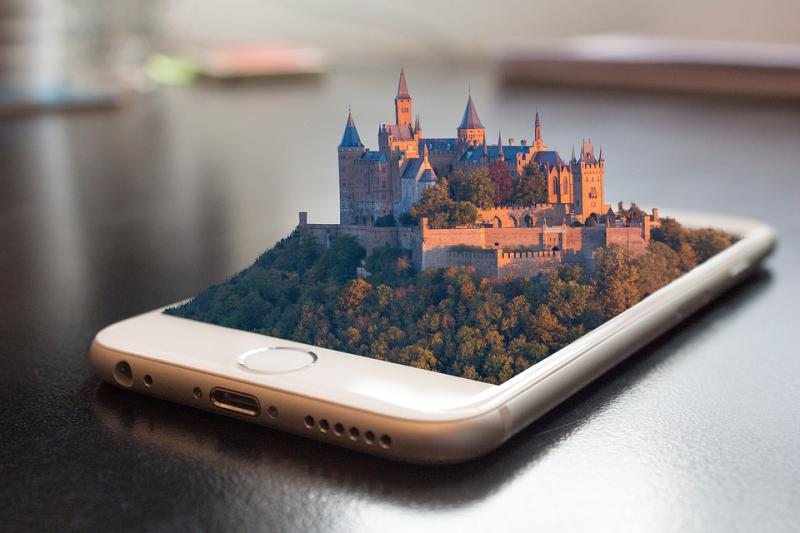 Mobile 3D Market Opportunities and Forecasts 2025 - 3M, Amazon,