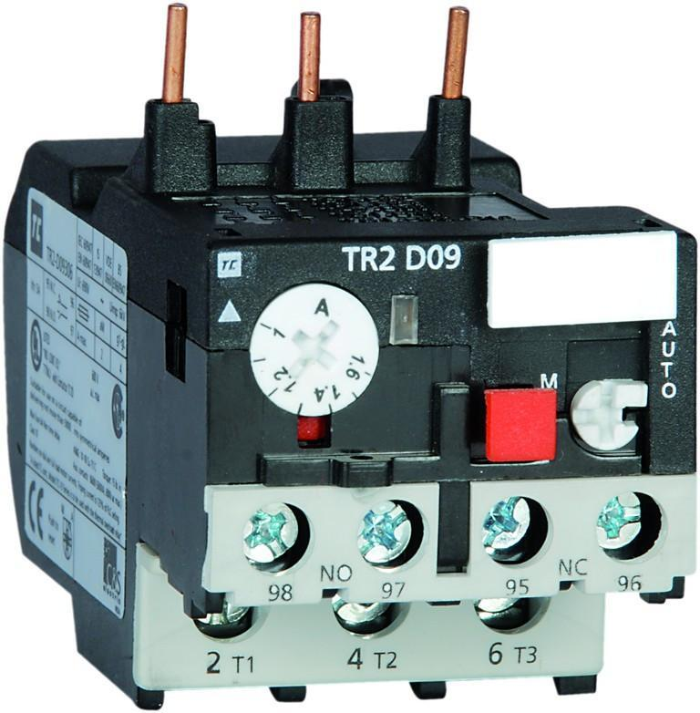 Thermal Overload Relay Market