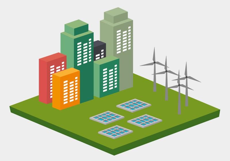 Global Net-Zero Energy Buildings Market top player, Siemens AG,