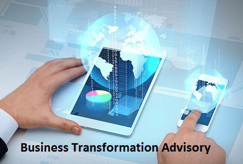 Global Business Transformation Advisory Market top player,