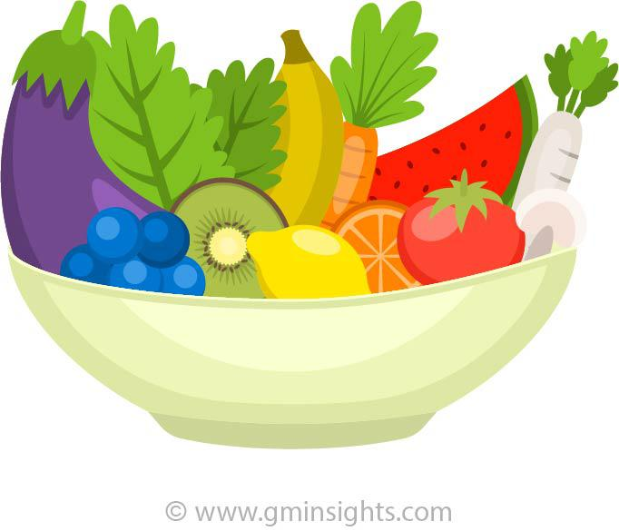 Freeze-Dried Vegetables and Fruits Market