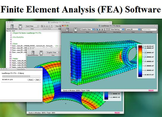 Finite Element (FEA) Software Market
