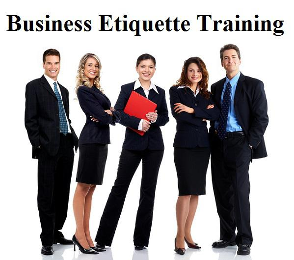 Business Etiquette Training Market