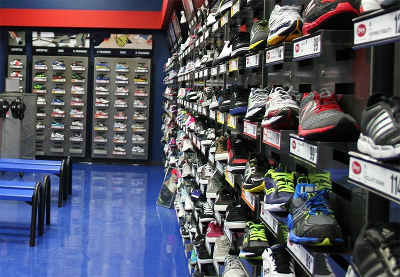 Global Sports Footwear Online Retailing Market 2019, top player