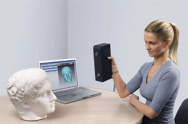 Short-Range 3D Scanners Sales Market 2019 | Global Forecast 2025 | Top Key Players - Artec 3D, 3D Digital Corp, Carl Zeiss Optotec