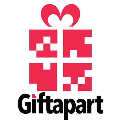 Giftapart logo (TM)