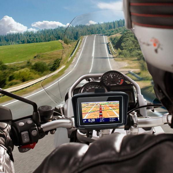 Motorcycle Navigation System Sales Market