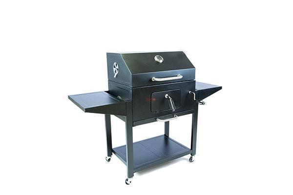 Charcoal BBQ Market