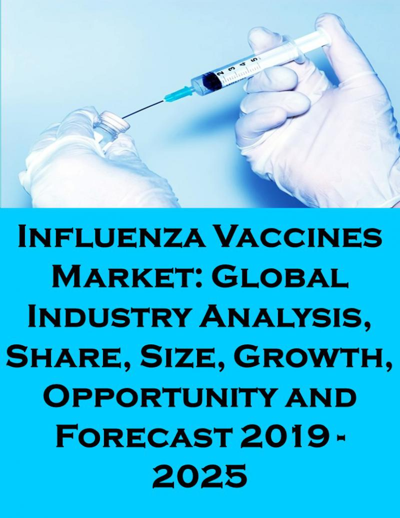 New report shows high-voltage growth for Global Influenza