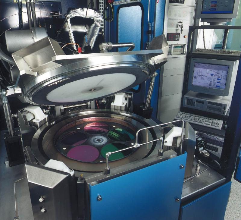 Metal Organic Chemical Vapour Deposition Equipment Market 2019-2025