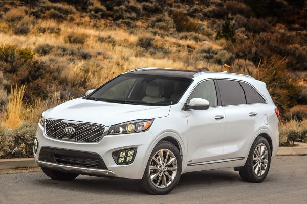 All-Wheel Drive SUV Market
