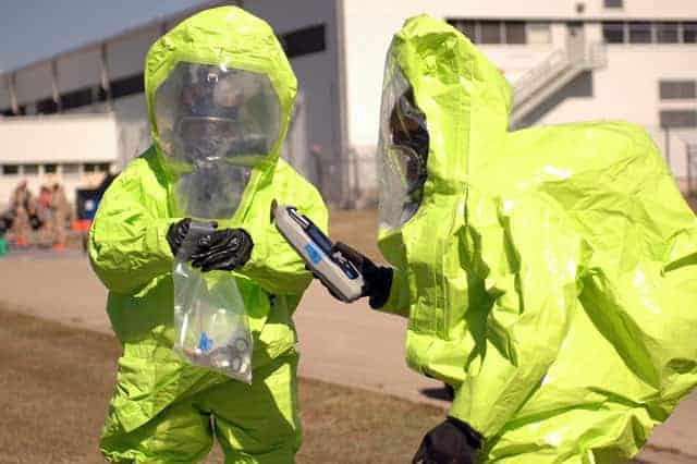 Nuclear Radiation Protective Clothing Market