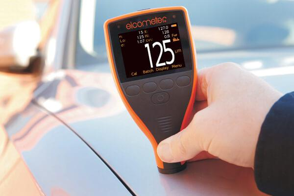 Contactless Film Thickness Measurement Device Market