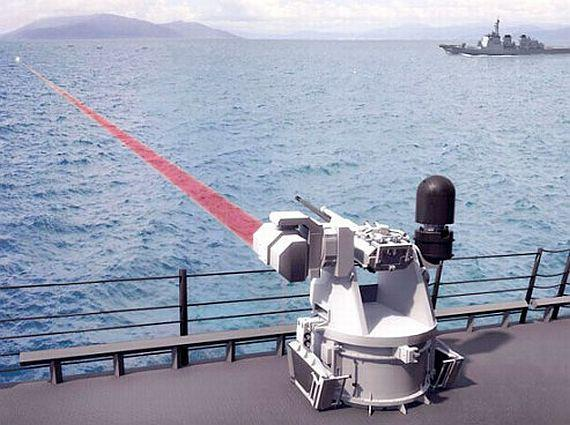 Directed-energy Laser System
