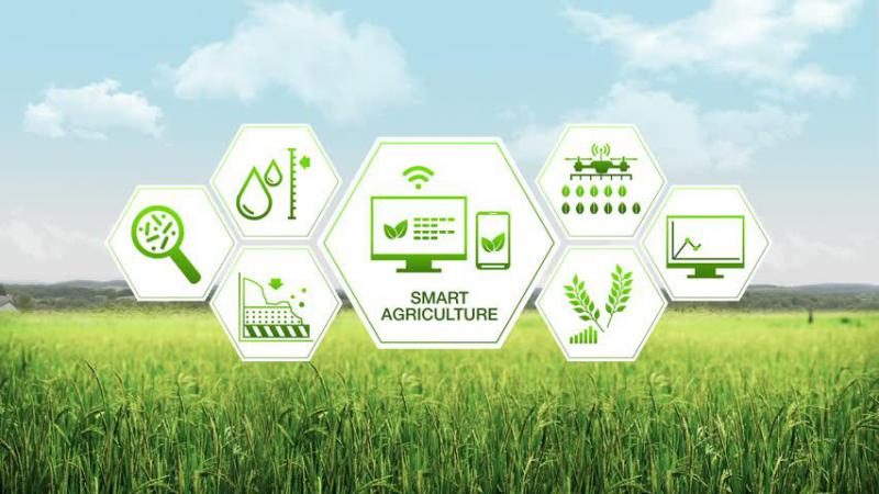 Global Connected Agriculture Market