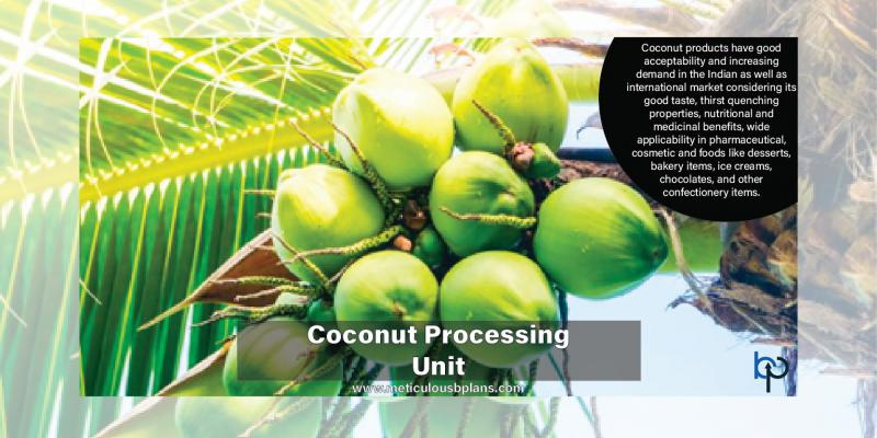 Coconut Processing Unit