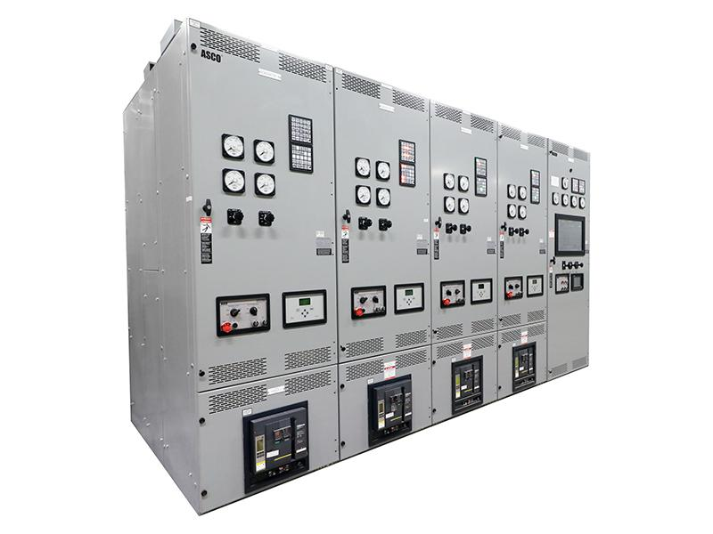 ASCO 7000 SERIES PCS
