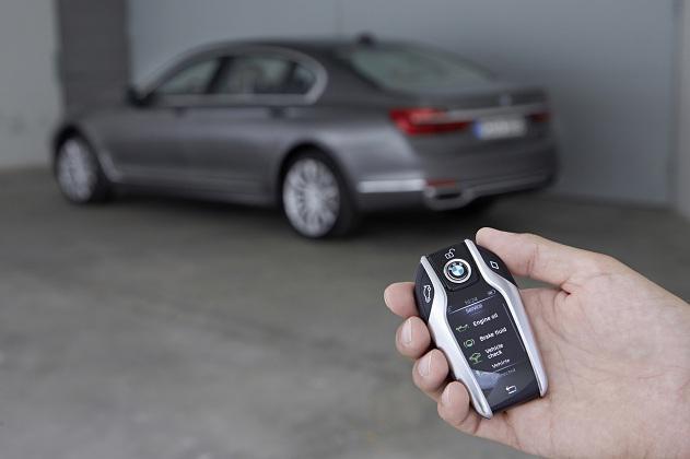 Automotive Smart Key