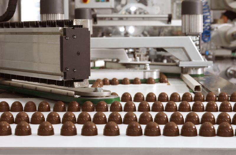 Chocolate and Confectionery Processing Equipment Market Worth