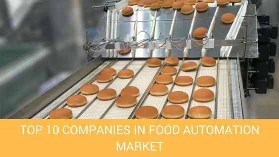 How the Food Automation Market improves the business of food