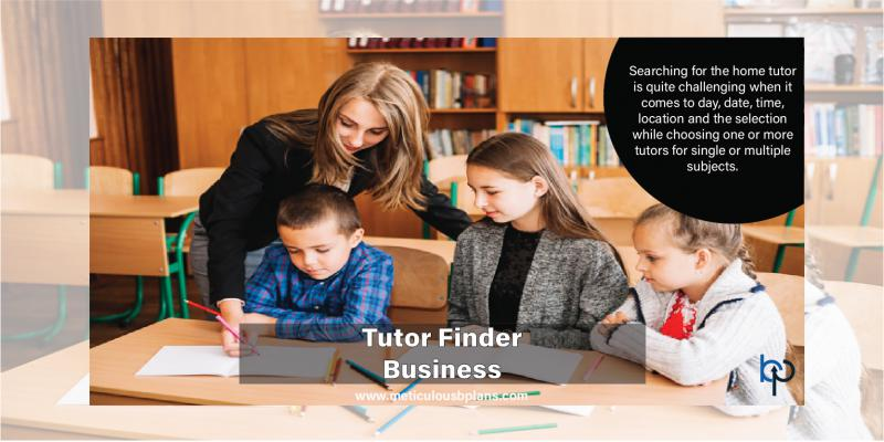 Tutor Finder Services Business