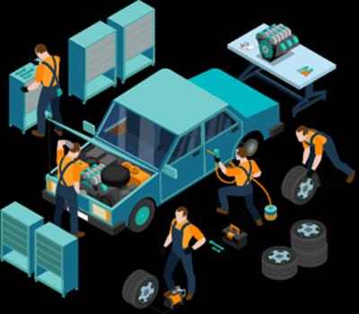 Automotive Paints & Coatings Market By Vehicle, Coating Type, Technology, Texture, Raw Material, Industry Analysis Report