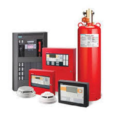Enhanced Fire Detection and Suppression Systems