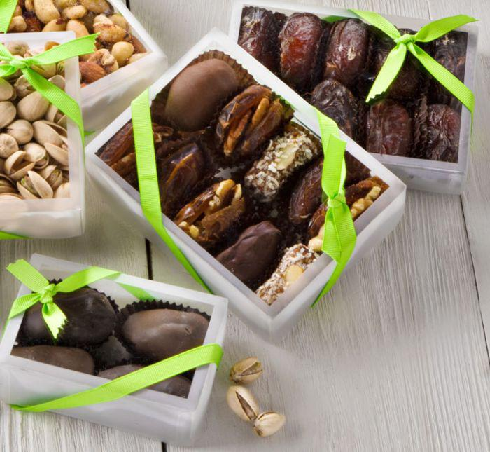 Chocolate and Gourmet Dates