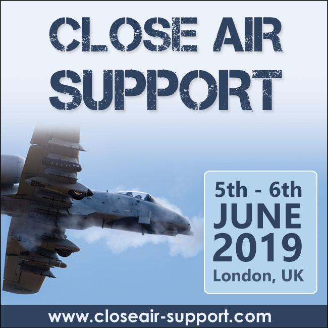 SMi's 5th Annual Close Air Support Conference