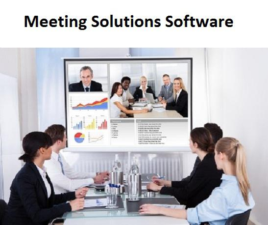 Meeting Solutions (Web Conferencing) Software Market