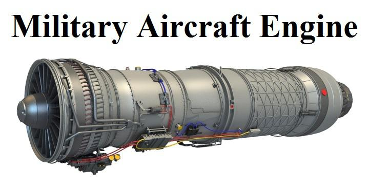 Military Aircraft Engine Market